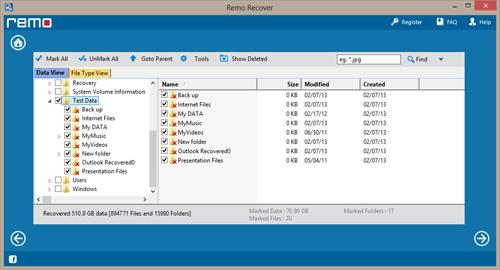 Maxtor 500GB disco rígido externo não é reconhecido no Windows 7 - Ver Arquivos recuperados